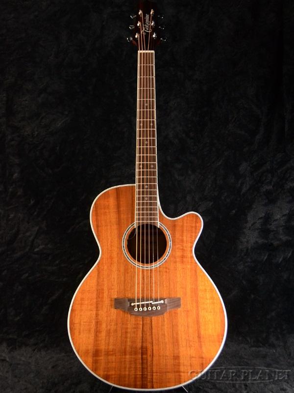 2021人気No.1の Takamine PTU131KC N 新品 ナチュラル[タカミネ][国産][Natural,木目,杢][Koa,コア][Electric Acoustic Guitar,アコースティックギター,エレアコ], 本棚専門店 82e293cb