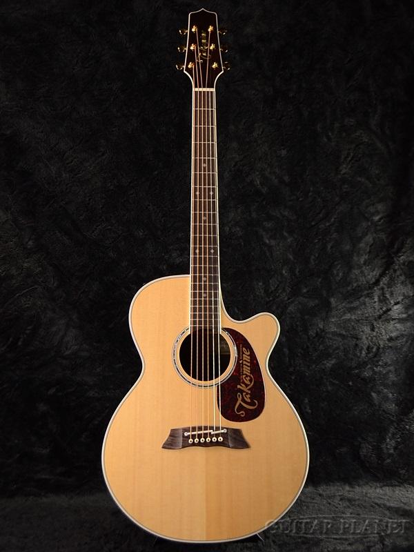 Takamine PTU141C N w/Pickguard セミオーダーモデル 新品[タカミネ][国産][Natural,ナチュラル,木目][エレアコ,アコースティックギター,Electric Acoustic Guitar,フォークギター,Folk Guitar]