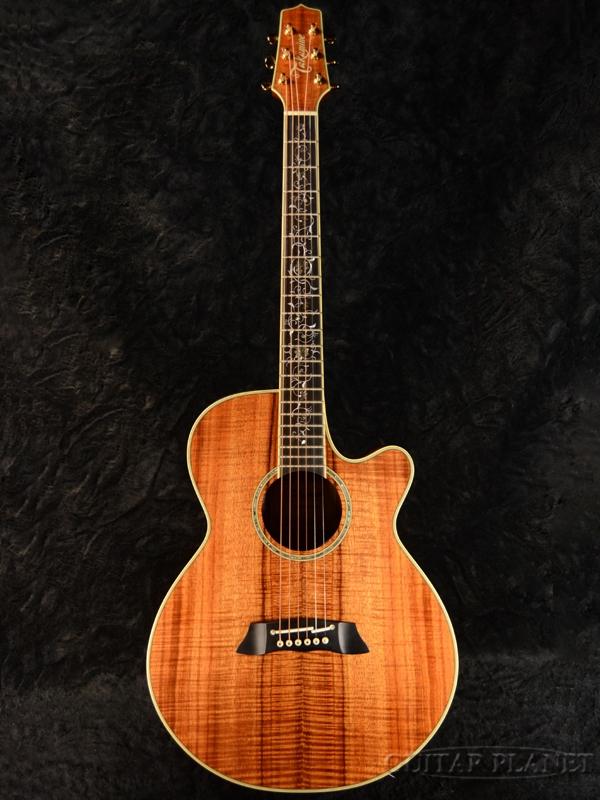 【中古】Takamine Custom Model 100CUSTOM (DMP100K N Style) 2015年製[タカミネ][国産][カスタム][Electric Acoustic Guitar,アコースティックギター,エレアコ]【used_アコースティックギター】