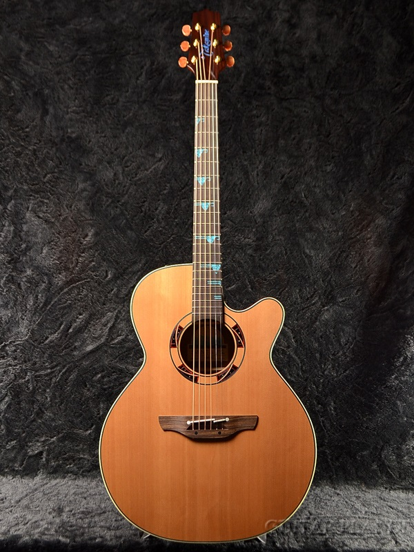 guitar planet takamine dsf46 world standard santa fe series brand new made in japan electric. Black Bedroom Furniture Sets. Home Design Ideas