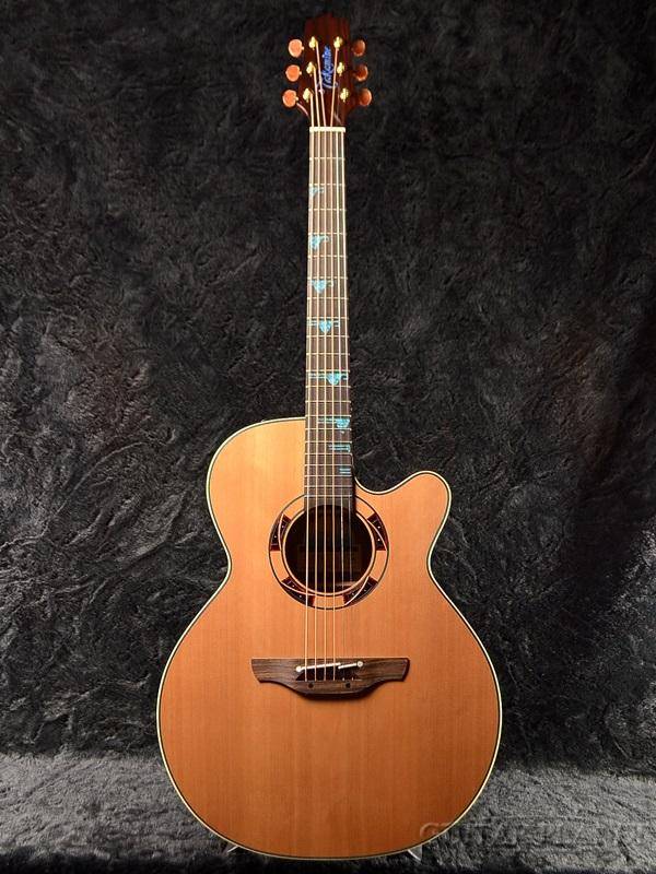 Takamine DSF46 新品 ワールドスタンダード・サンタフェシリーズ[タカミネ][国産][Natural,ナチュラル,木目,杢][Electric Acoustic Guitar,アコースティックギター,エレアコ]