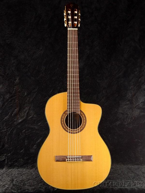 Takamine TC132SC 新品 エレガット[タカミネ][国産][Natural,ナチュラル,木目,杢][Classical Guitar,クラシックギター,エレガット][TC-132SC]