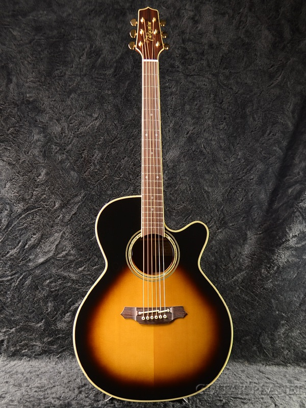 Takamine PTU541C brand new tobacco Sun burst [Takamine] [home] [TBS, Tobacco Sunburst] [PTU-541C] [Electric Acoustic Guitar, acoustic guitars, acoustic-electric,