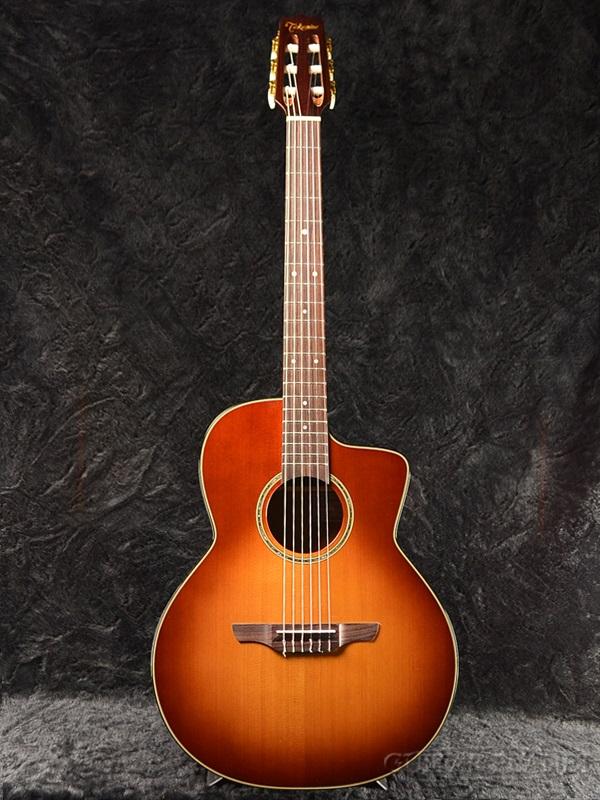 Takamine PTU620NC AS 新品 サンバースト[タカミネ][国産][Sunburst][Classical Guitar,クラシックギター,エレガット][PTU-620NC]
