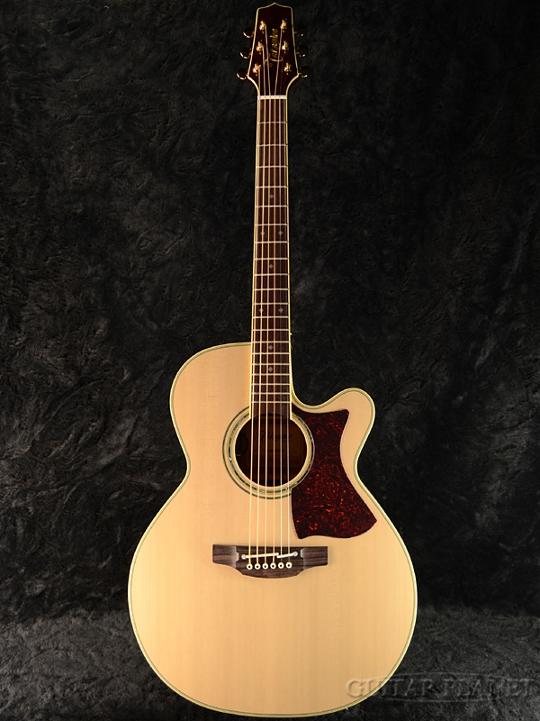 【当店カスタムオーダー】Takamine 500CUSTOM (DMP551C FW Style) -ファンデーションホワイト- 新品[タカミネ][国産][Natural,ナチュラル][Electric Acoustic Guitar,アコースティックギター,エレアコ]