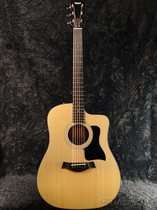 Taylor 110ce -Walnut- 新品[テイラー][ウォルナット][アコースティックギター,アコギ,Acoustic Guitar,フォークギター,Folk Guitar]