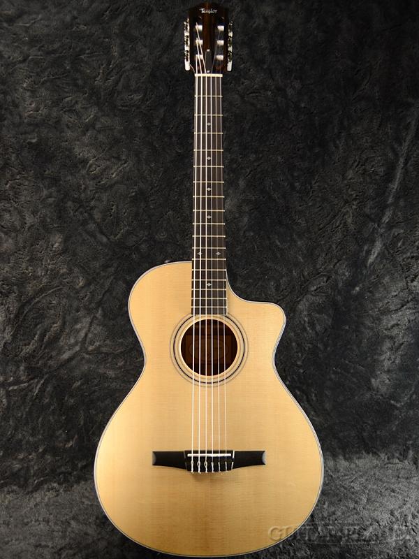 Taylor 312ce-Nylon 新品 エレガット[テイラー][Nylon][Natural,ナチュラル,木目][Classical Guitar,クラシックギター]
