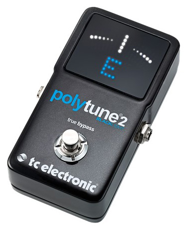 guitar planet t polytune 2 blacklight brand new pedal tuner tc electronic. Black Bedroom Furniture Sets. Home Design Ideas