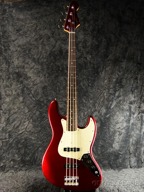 Tokai AJB106 -Old Candy Apple Red- Matching Head 新品[トーカイ][キャンディアップルレッド,赤][ジャズベース,Jazz Bass,JB][エレキベース,Electric Bass][AJB-106]