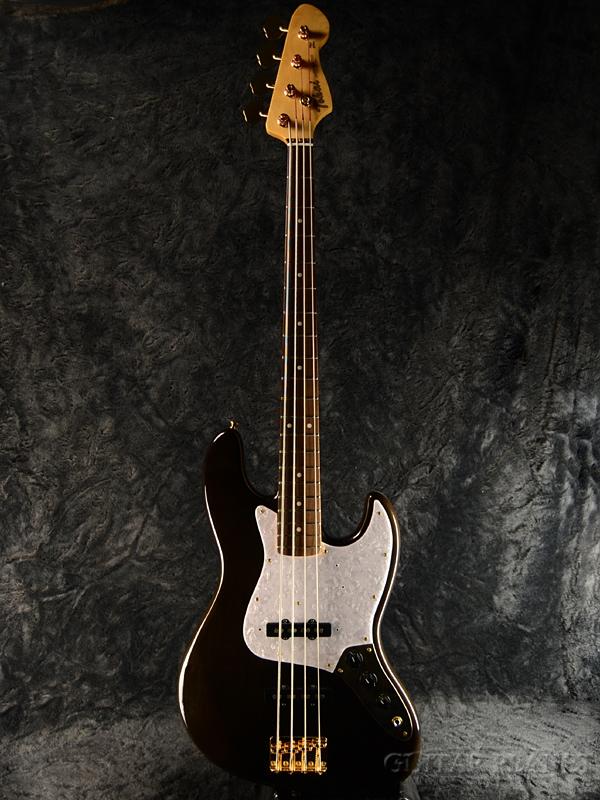 Tokai AJB112G -See Through Black- 新品[トーカイ][シースルーブラック,黒][Jazz Bass,JB,ジャズベース][Electric Bass,エレキベース][AJB-112G]