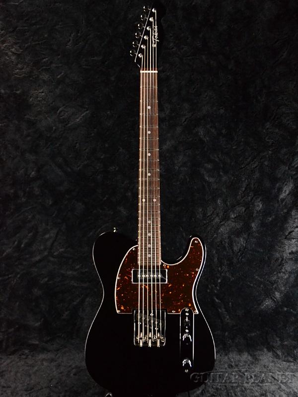 Tokai ATE120S BB/R 新品 [トーカイ,東海][国産][オールマホガニー][Black,ブラック,黒][Telecaster,TL,テレキャスタータイプ][Electric Guitar,エレキギター][ATE-120S][動画]