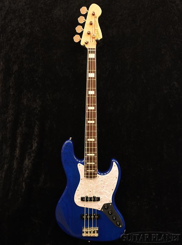 Tokai AJB148 -See Through Blue- 新品[トーカイ][ジャズベースタイプ,Jazz Bass][ブルー,青,木目][エレキベース,Electric Bass][AJB-148]