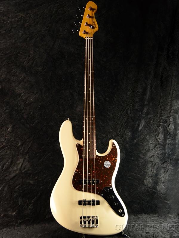 【限定生産品!!】Tokai AJB-GP CM V -VWH- 新品[トーカイ][Vintage White,ビンテージホワイト,白][Jazz Bass,JB,ジャズベースタイプ][Electric Bass,エレキベース][AJB]