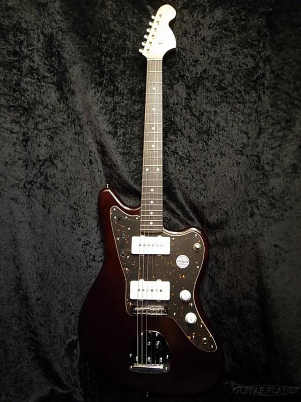 【弊店オーダーモデル】Tokai AJM-GP C/WN 新品[トーカイ,東海][国産][Walnut,ウォルナット][Jazzmaster,ジャズマスタータイプ][Electric Guitar,エレキギター]