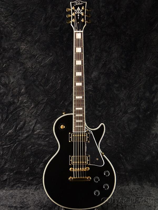 Tokai ALC62 BB 新品 ブラック[トーカイ][Les Paul Custom,レスポールカスタムタイプ][Black,黒][Electric Guitar,エレキギター][ALC-62]