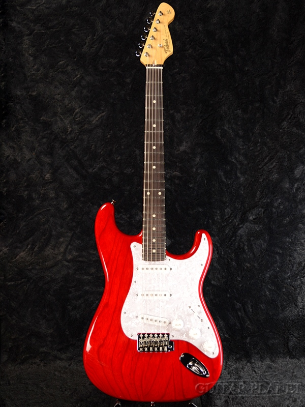Tokai AST108 SRR 新品[トーカイ,東海][国産][Red,赤][Stratocaster,ストラトキャスタータイプ][エレキギター,Electric Guitar][AST-108]