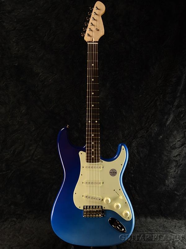 【弊店オーダーモデル】Tokai AST-GP AL Blue edition C/IB-FADE 新品[トーカイ,東海][国産][Blue,ブルー,青][Stratocaster,ストラトキャスター][エレキギター,Electric Guitar]