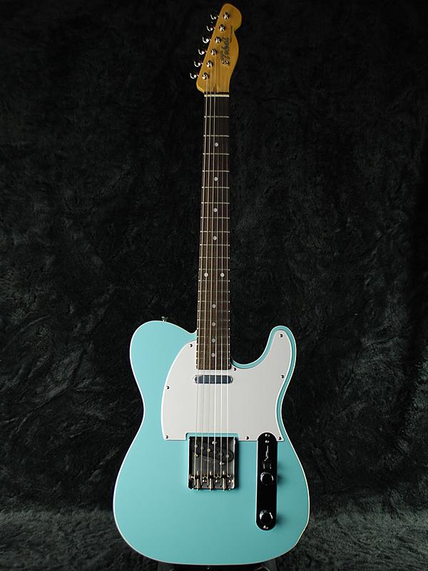 Tokai ATE106B SOB 新品 ソニックブルー[トーカイ,東海][国産][Sonic Blue,青,水色][Telecaster,TL,テレキャスタータイプ][エレキギター,Electric Guitar][ATE-106B]