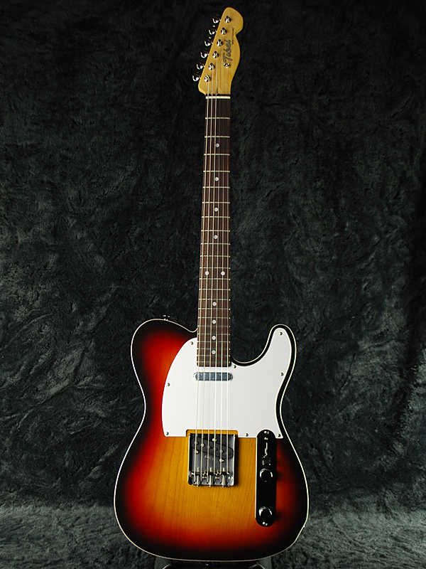 Tokai ATE106B YSR 新品 サンバースト[トーカイ,東海][国産][Sunburst,SB][Telecaster,TL,テレキャスタータイプ][エレキギター,Electric Guitar][ATE-106B]