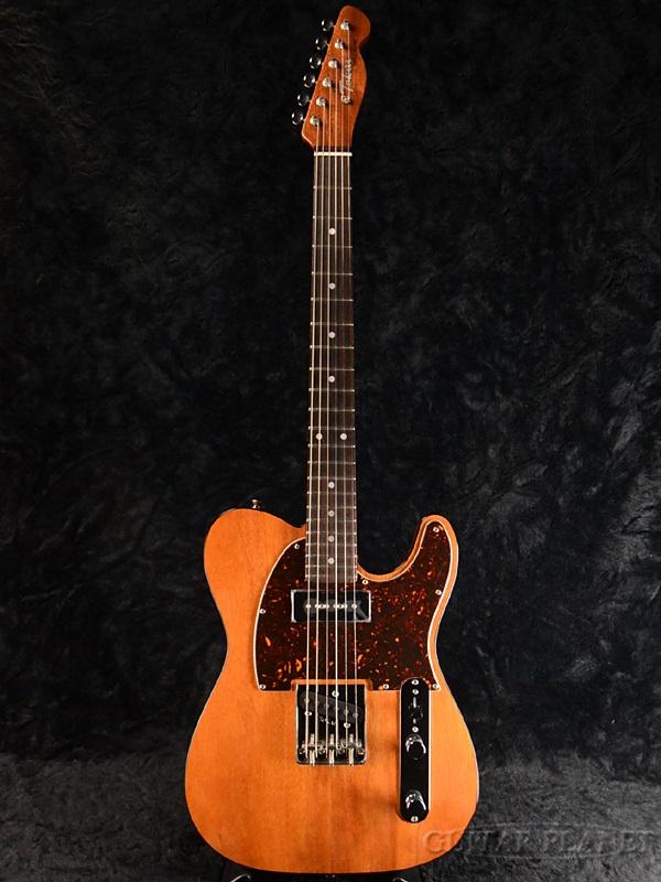 Tokai ATE120S NAT/R 新品 オールマホガニー[トーカイ,東海][国産][Telecaster,テレキャスタータイプ][Natural,ナチュラル][Mahogany][Electric Guitar,エレキギター][ATE-120S][動画]