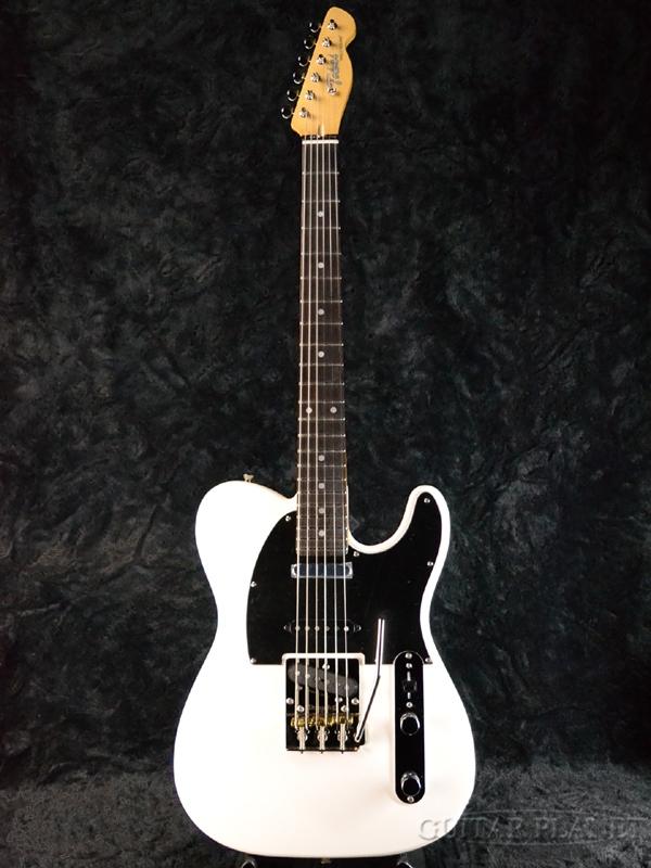 Tokai ATE164MV 3P.U with Maverick Vibrato OWHR 新品[トーカイ,東海楽器][国産][White,ホワイト,白][Telecaster,テレキャスタータイプ][ATE158][エレキギター,Electric Guitar]