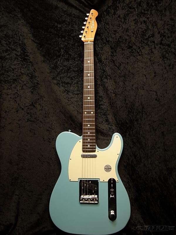 【当店カスタムオーダー品】Tokai ATE-GP AL C/SOBR 新品[トーカイ,東海楽器][国産][Blue,ブルー][Telecaster,テレキャスタータイプ][エレキギター,Electric Guitar]