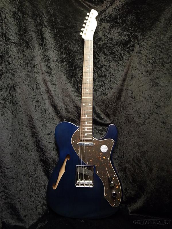 【弊店オーダーモデル】Tokai ATH-GP AL IBR 新品[トーカイ,東海楽器][国産][ブルー,青][Thinline,シンライン][エレキギター,Electric Guitar]