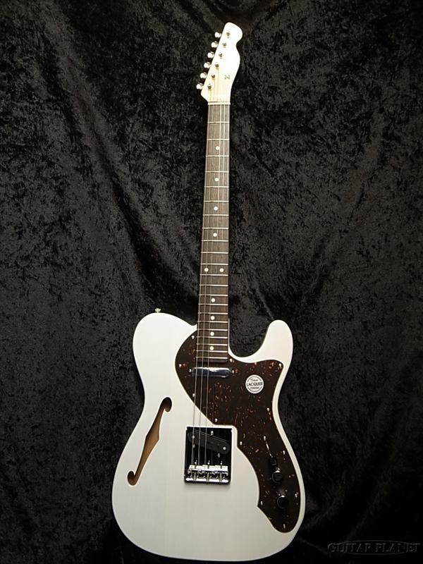 【弊店オーダーモデル】Tokai ATH-GP AL STWR 新品[トーカイ,東海楽器][国産][ホワイト,白][Thinline,シンライン][エレキギター,Electric Guitar]