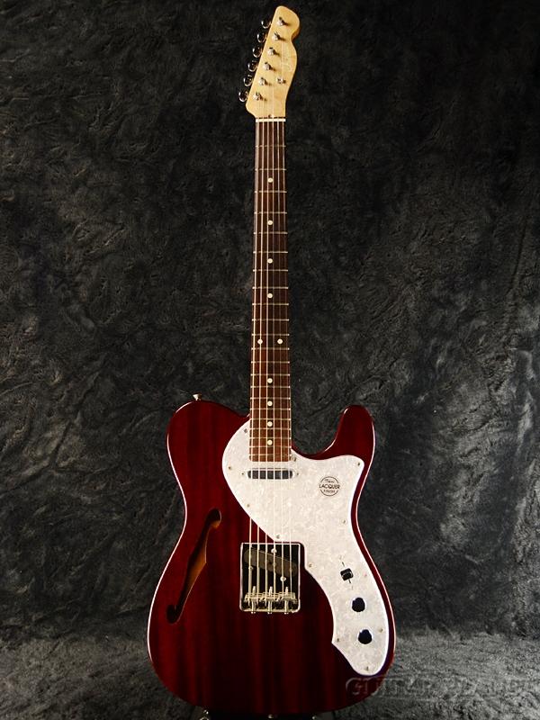 【弊店オーダーモデル】Tokai ATH-GP MH C/WRR 新品[トーカイ,東海楽器][国産][Red,レッド,赤][Thinline,シンライン][Telecaster,TL,テレキャスタータイプ][エレキギター,Electric Guitar]