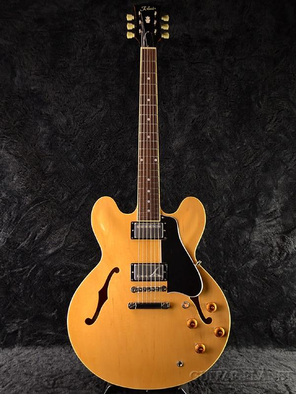 Tokai ES166 VNT新货复古天然[TOKAI,东海][国产][Vintage Natural][semiako][电子吉他,Electric Guitar][ES-166]]