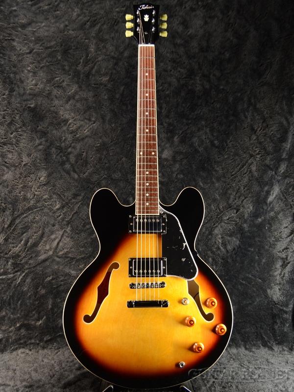 Tokai ES78 SB 新品 サンバースト[トーカイ][Sunburst][セミアコ][ES-335タイプ][Electric Guitar,エレキギター][ES-78]