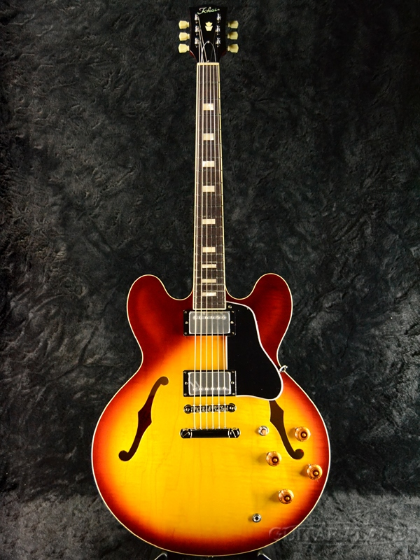 Tokai ES178 TB 新品 タバコサンバースト[東海楽器,トーカイ][Tobacco Sunburst][エレキギター,Electric Guitar][セミアコ][ES-335タイプ][ES-178]