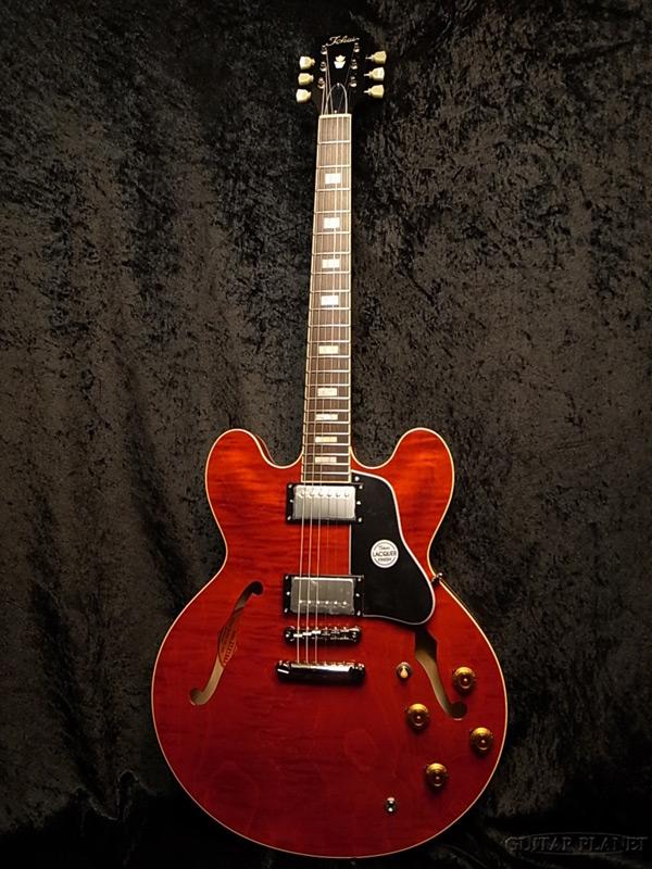 Tokai ES-GP/Block C/SR 新品[東海楽器,トーカイ][Cherry,チェリー,赤][セミアコ][エレキギター,Electric Guitar][ES-335タイプ]