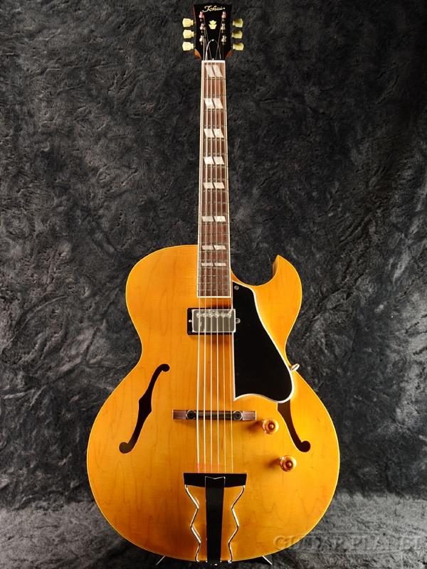 【弊店オーダーモデル】Tokai FA-GP C/BLD Blonde #176623 新品[トーカイ,東海][国産][ブロンド,黄色][ES-175][フルアコ,セミアコ][Electric Guitar,エレキギター]