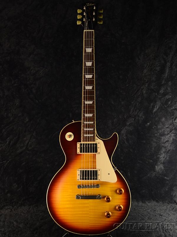 Tokai LS128F 2SG/TB 新品[トーカイ,東海楽器][国産][Sunburst,サンバースト][Les Paul,LP,レスポール][Electric Guitar,エレキギター]