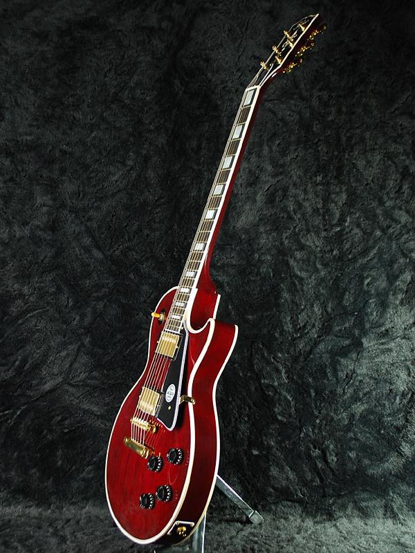 Tokai LC225 WR新货葡萄红[TOKAI,东海][国产][Les Paul Custom,LP,莱斯·保罗特别定做Les Paul Custom,LP,莱斯·保罗特别定做型][LC-225][Wine Red,红][Electric Guitar,电子吉他]
