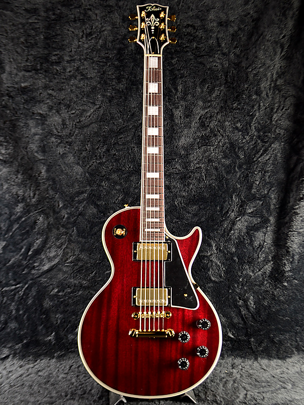 guitar planet tokai lc138 seb wr wine red brand new made in japan electric guitar les paul. Black Bedroom Furniture Sets. Home Design Ideas