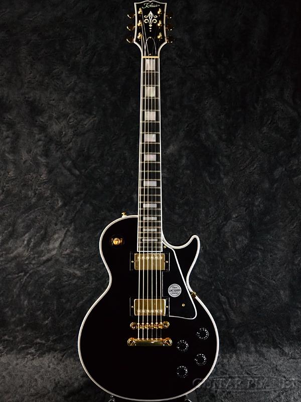 Tokai LC220S BB 新品[トーカイ,東海][国産][レスポールカスタムタイプ,Les Paul Custom,LP][Black,ブラック,黒][エレキギター,Electric Guitar]