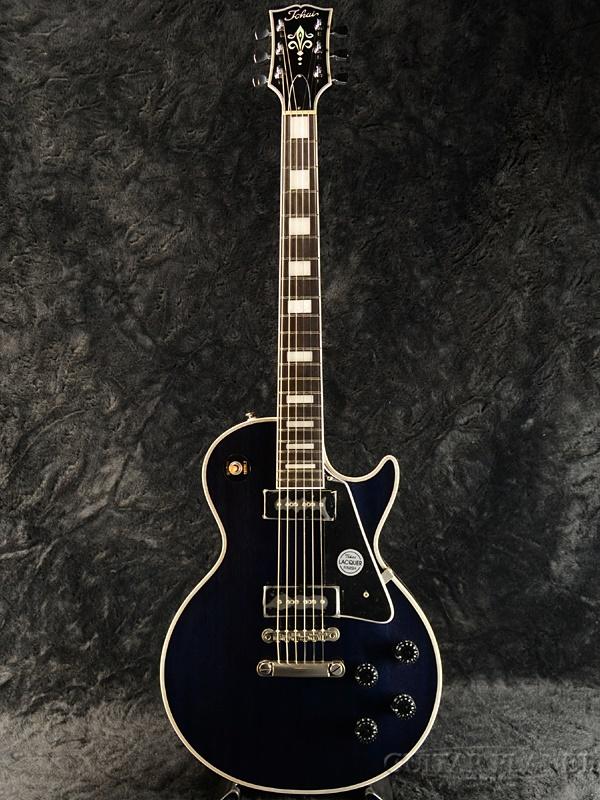 【弊店オーダー限定モデル】Tokai LC-GP/P-90 C/IBE 新品[トーカイ,東海][国産][LP,Les Paul,レスポールタイプ][Blue,ブルー,青][エレキギター,Electric Guitar]