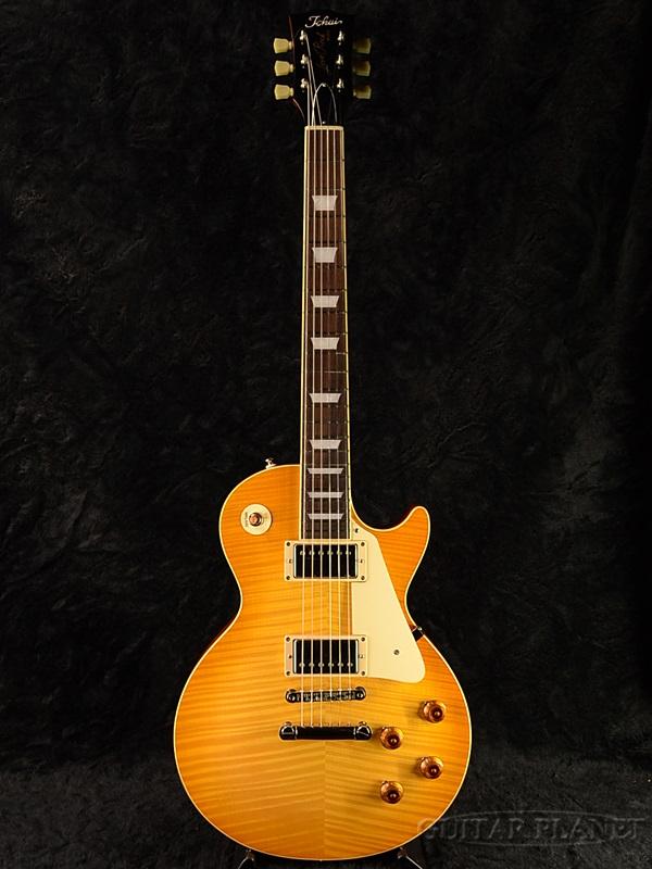Tokai LS136F HB 新品 ハニーサンバースト[トーカイ,東海][国産][Les Paul,レスポールタイプ][Honey,Sunburst,サンバースト][Electric Guitar,エレキギター][LS-136F]