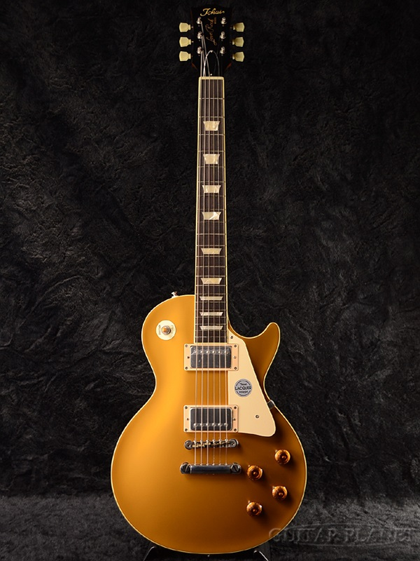 Tokai LS186 GT brand new gold top