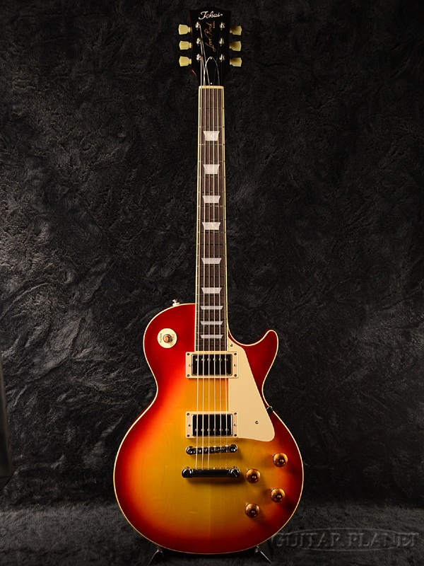 Tokai LS122 CS 新品[トーカイ,東海楽器][国産][Cherry Sunburst,チェリーサンバースト][Les Paul,レスポールタイプ][Electric Guitar,エレキギター][LS-122]