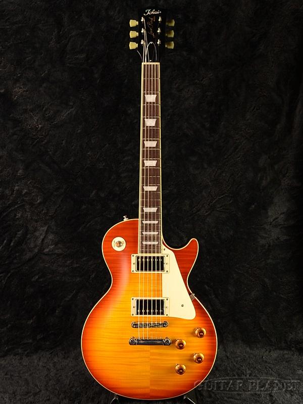 Tokai LS128F MVF新货Matt Violin Finish[TOKAI,东海][国产][Les Paul,莱斯·保罗Les Paul,莱斯·保罗型][Sunburst,太阳爆裂][除去光泽][Electric Guitar,电子吉他][LS-128F]