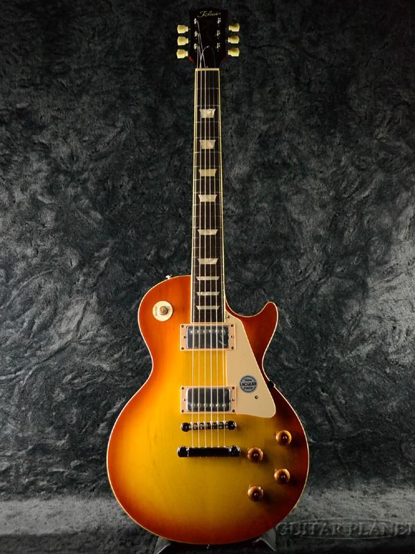 Tokai LS196 VF 新品 ヴァイオリンフィニッシュ[トーカイ,東海][国産][Les Paul,レスポールタイプ][Violin Finish,Sunburst,サンバースト][Electric Guitar,エレキギター][LS-196]