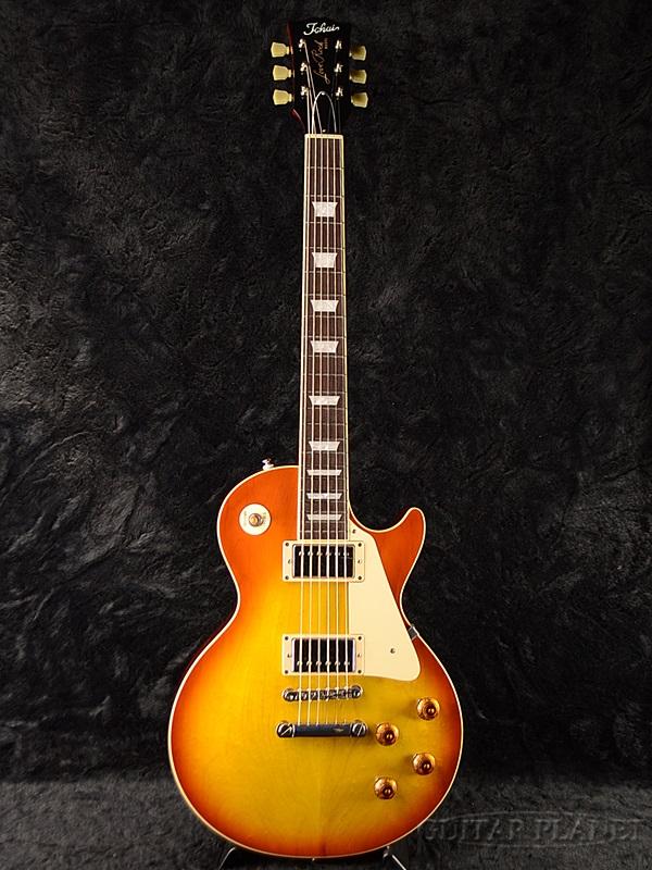 Tokai LS129 VF 新品[トーカイ,東海楽器][国産][Violin Finish,Sunburst,サンバースト][Les Paul,レスポールタイプ][Electric Guitar,エレキギター][LS-129]