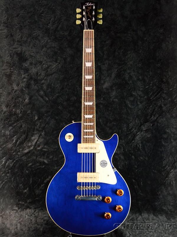 【弊店オーダーモデル】Tokai LS-GP/S C/IB 新品[トーカイ,東海楽器][国産][ブルー,青][Les Paul,レスポールタイプ,LP][エレキギター,Electric Guitar]