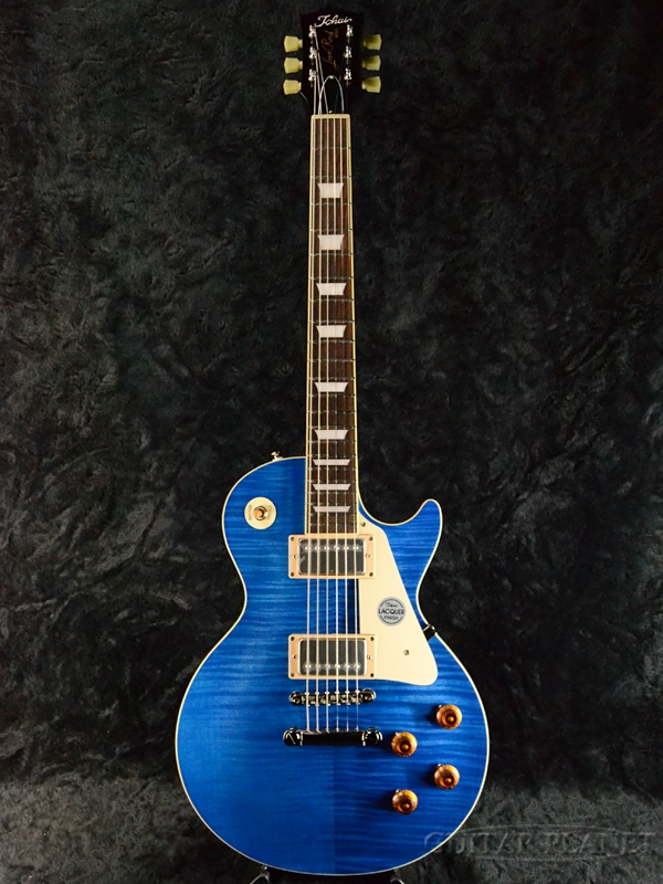 【弊店オーダーモデル】Tokai LS-GP/F Blue edition STB #1 新品[トーカイ,東海楽器][国産][ブルー,青][Les Paul,レスポールタイプ,LP][エレキギター,Electric Guitar]