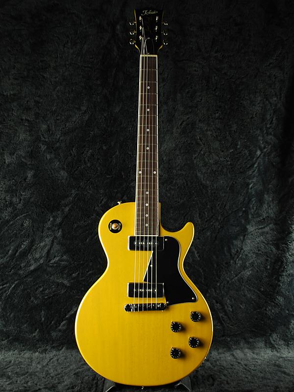 Tokai LSS137SEB SYW 新品 シースルーイエロー[トーカイ,東海][国産][LP,Les Paul Special,レスポールスペシャルタイプ][Yellow,黄][エレキギター,Electric Guitar][LSS-137]