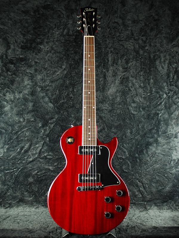 Tokai LSS137SEB CH 新品 チェリー[トーカイ,東海][国産][Les Paul Special,レスポールスペシャルタイプ][Cherry,チェリー,Red,レッド,赤][Electric Guitar,エレキギター][LSS-137]