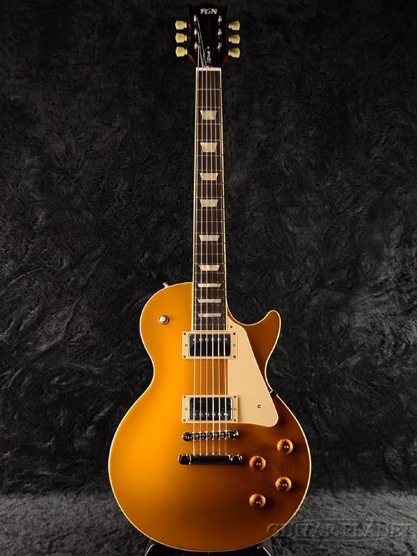 53a2fd1048e55 Guitar Planet  FgN (FUJIGEN) NCLS-10R GT brand new gold  fujigen ...